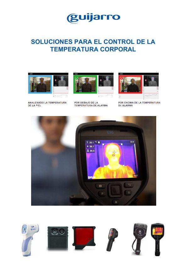Instrumentación – Soluciones para el control de la temperatura corporal